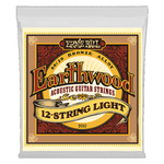 Earthwood Light 12-String 80/20 Bronze Acoustic Guitar Strings - 9-46 Gauge