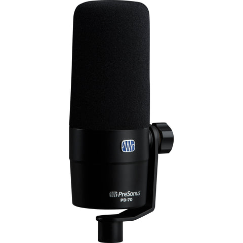 PD-70 Dynamic Broadcast Microphone