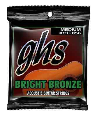 GHS Bright Bronze Medium 13-56 - Texas Tour Gear
