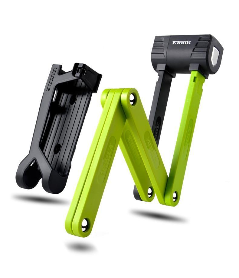 Steel Folding Bike Lock