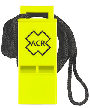 "ACR Survival Res-Q Whistle w/18"" Lanyard [2228]"