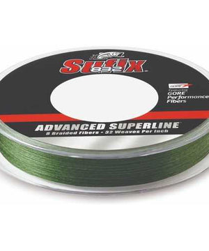 Sufix Advanced Superline 832 Braid 50 lb LowVis Green 300 yd