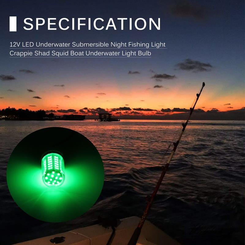 Deep Drop Fishing Light