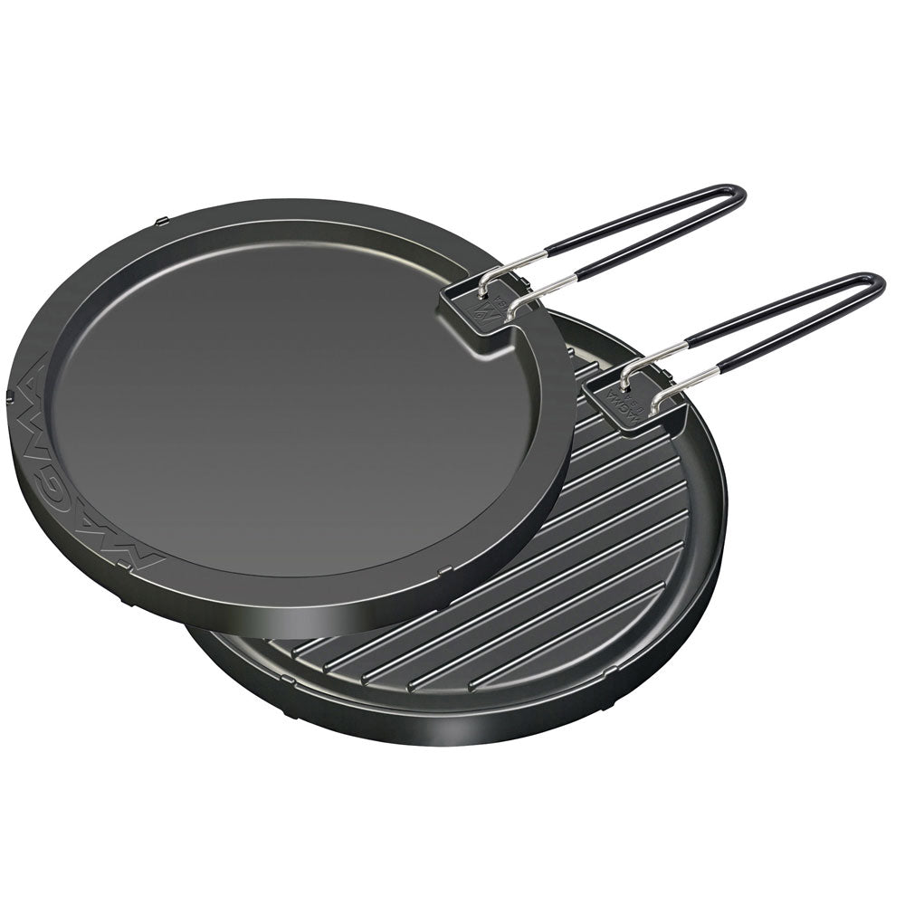 "Magma Two-Sided, Non-Stick Griddle 11-1/2"" Round [A10-196]"