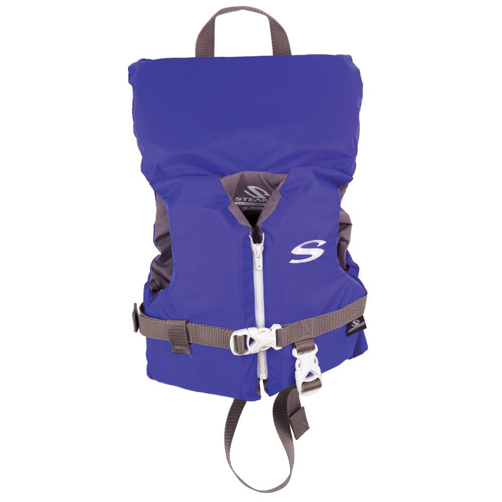 Stearns Classic Infant Life Vest - Up to 30lbs - Blue [3000004469]