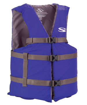 Stearns Classic Series Adult Universal Life Vest - Blue/Grey [3000004475]