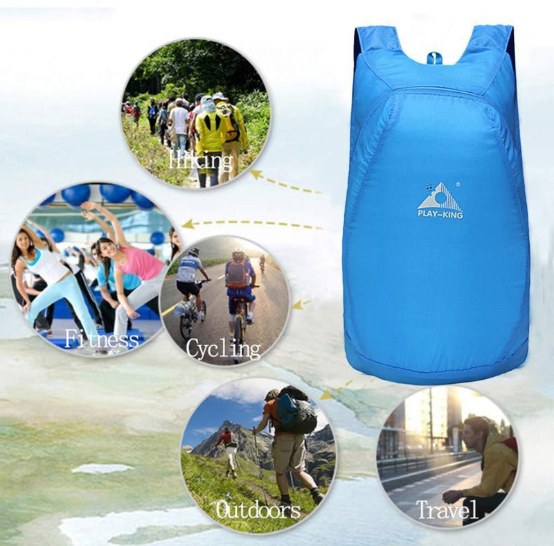 Ultra-Portable Waterproof Backpack