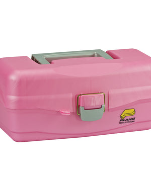 Plano Youth Tackle Box w/Lift Out Tray - Pink [500089]