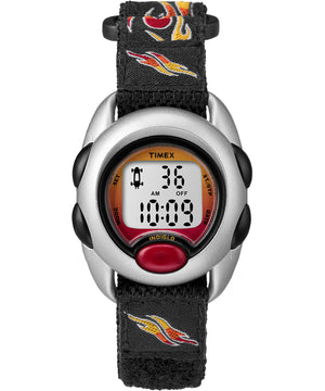Timex Kids Digital Nylon Band Watch - Flames [T78751XY]
