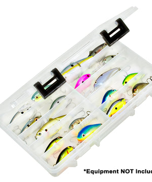 Plano Elite Series Crankbait Stowaway Large 3700 - Clear [370708]
