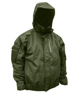 First Watch H20 Tac Jacket - Large - Green [MVP-J-G-L]