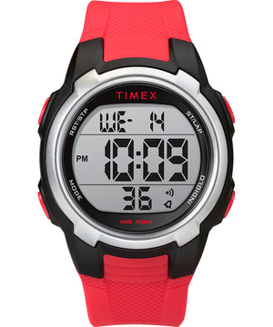 Timex T100 Red/Black - 150 Lap [TW5M33400SO]