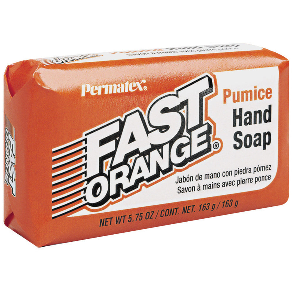 Permatex Fast Orange Pumice Bar Hand Soap [25575]
