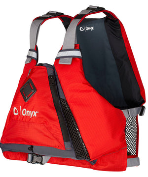 Onyx Movevent Torsion Vest - Red - Medium/Large [122400-100-040-21]