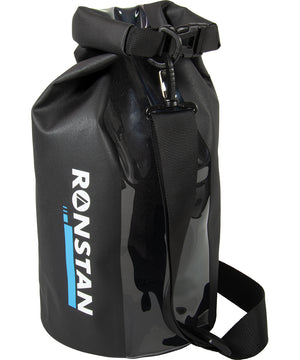 Ronstan Dry Roll Top - 10L Bag - Black w/Window [RF4012]