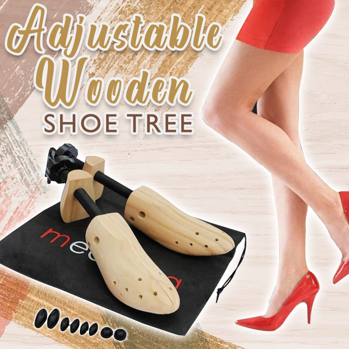 Adjustable Wooden Shoe Tree