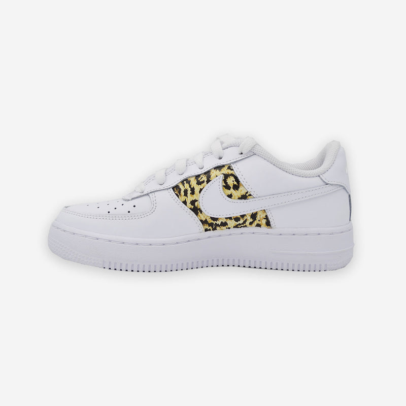 Customized Air Force 1 Leopard