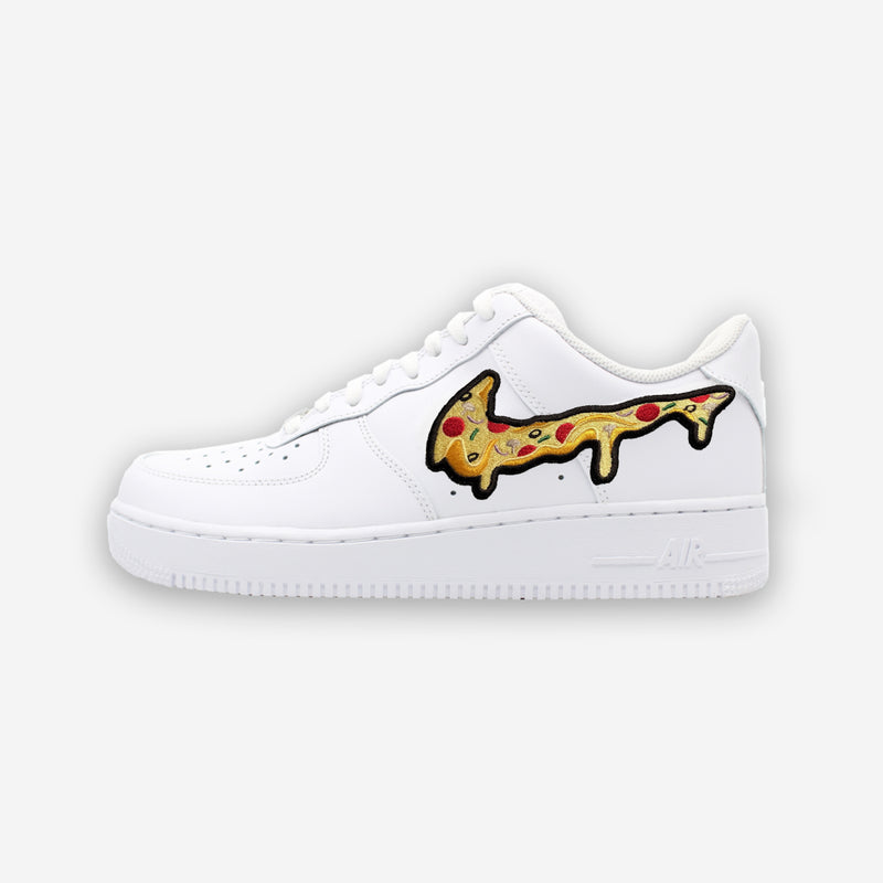 Customized Air Force 1 Pizza Patch