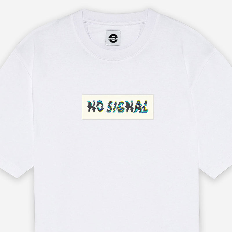 Customized T-Shirt Box Logo No Signal