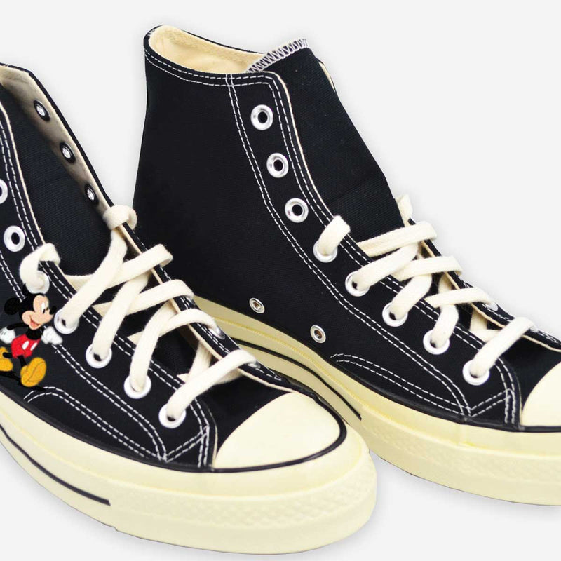Customized Chuck Taylor 70 Mickey Mouse