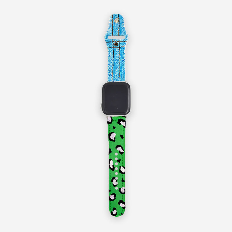 Customized Apple Watch Band Party Animal