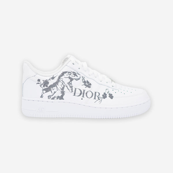 Customized Air Force 1 Reflective D. Dinosaur