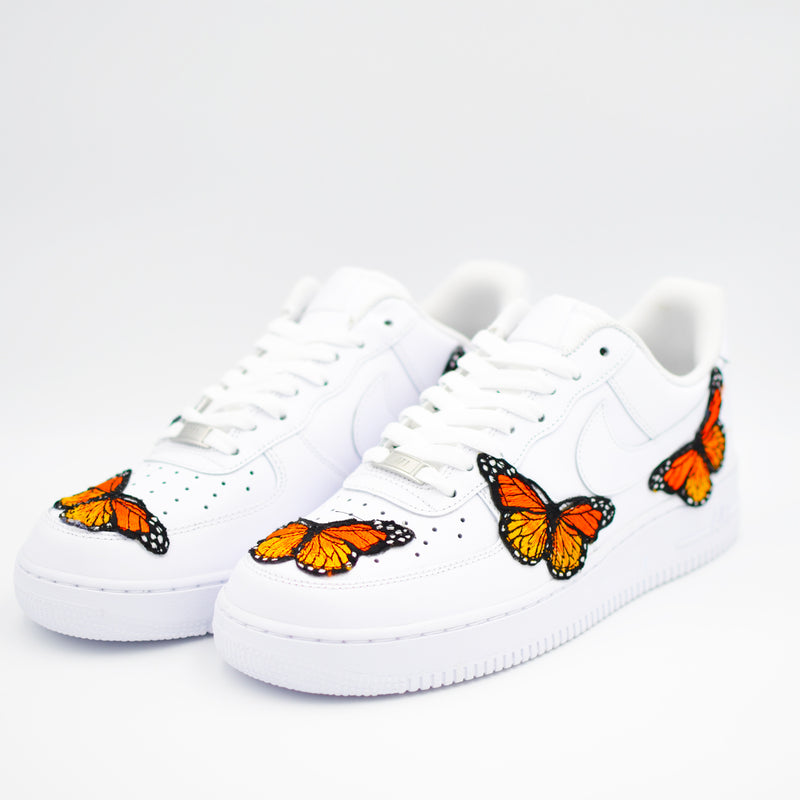 Customized Air Force 1 Butterfly Patch