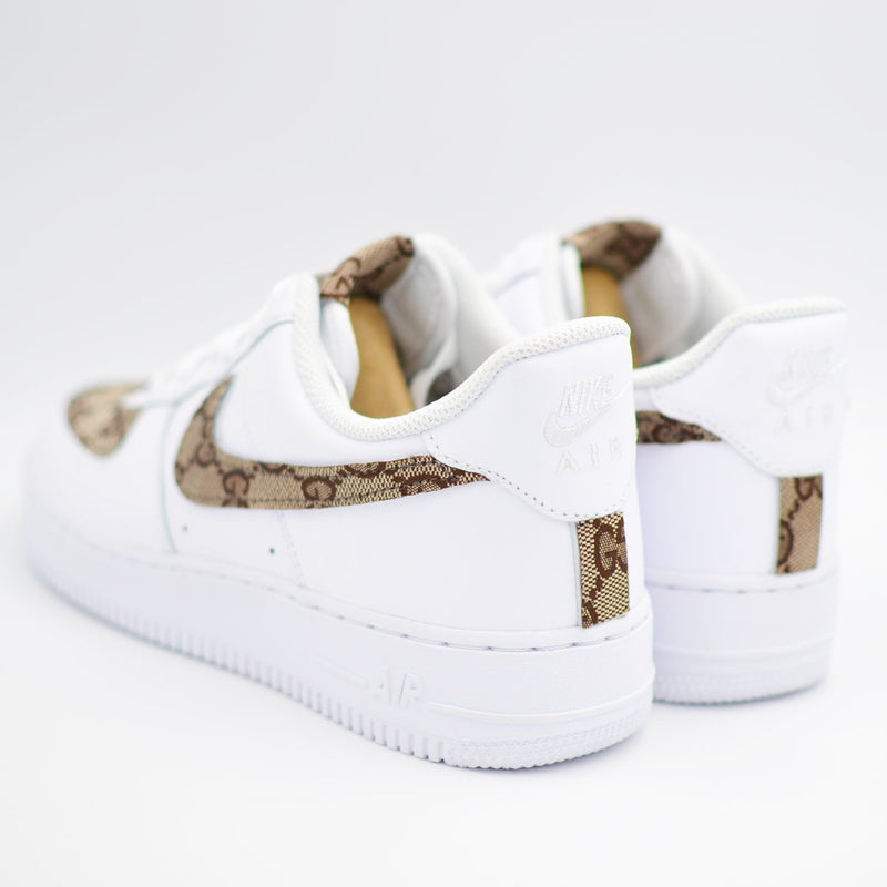 Customized Air Force 1 GG Pattern