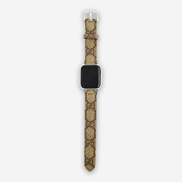Customized Gucci Apple Watch Band