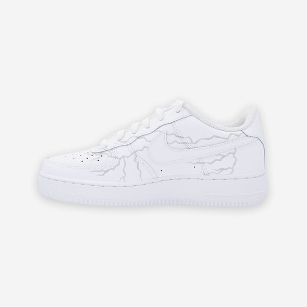 Customized Air Force 1 Reflective Lighting