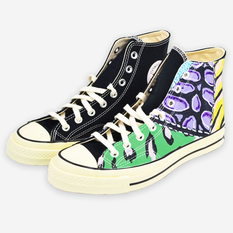 Customized Chuck Taylor Party Animal