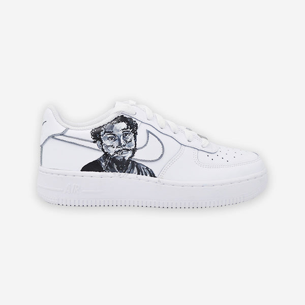 Customized Air Force 1 Post Malone