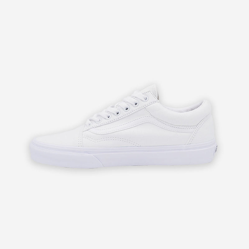 Customized White Old Skool Python Pattern