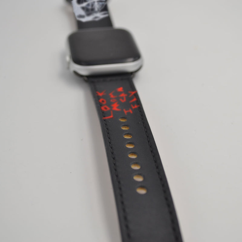 Customized Apple Watch Band Travis LMICF