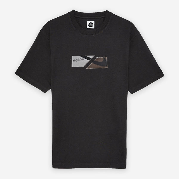 Customized T-Shirt Box Logo Travis Swoosh