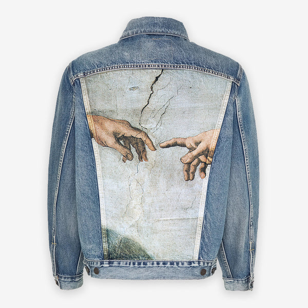 Customized Levi's Vintage Jacket La Creazione