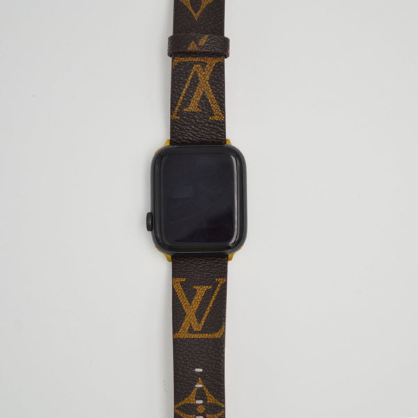 Customized LV Apple Watch Band