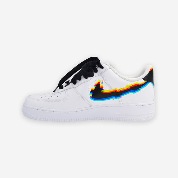 Customized Air Force 1 No Signal