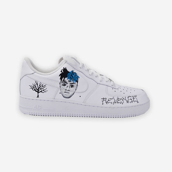 Customized Air Force 1 XXXTentacion