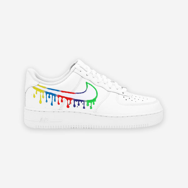 Customized Air Force 1 Drip Color