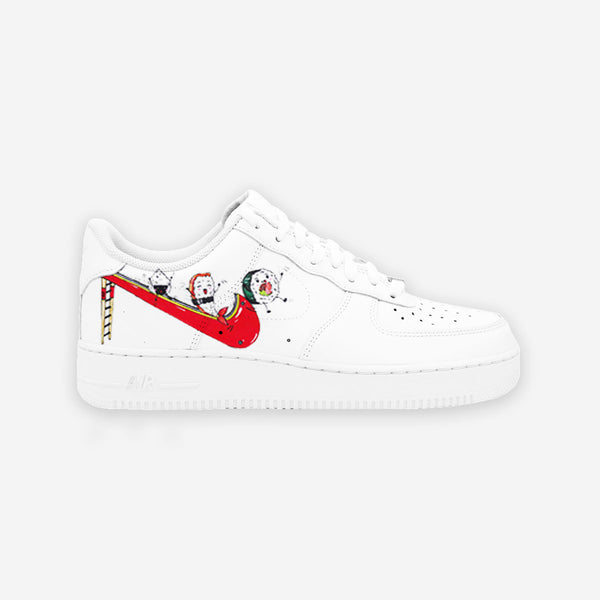 Customized Air Force 1 Animated Sushi