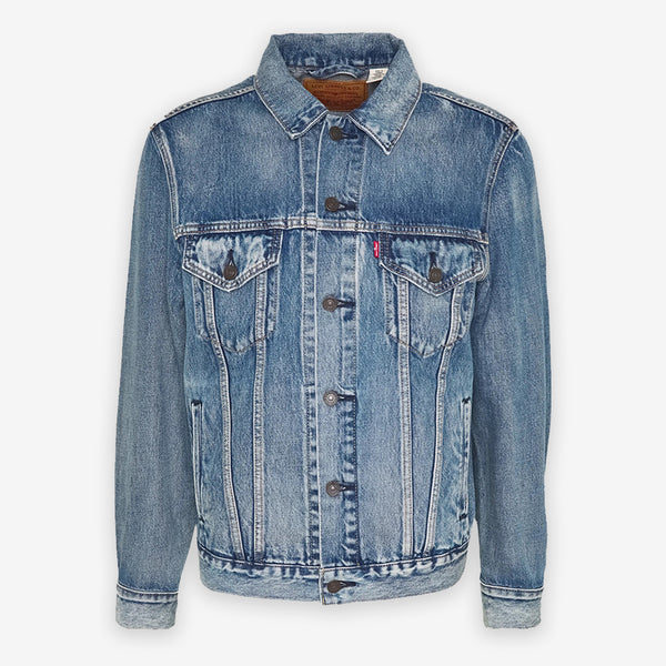 Customized Levi's Vintage Jacket Cross