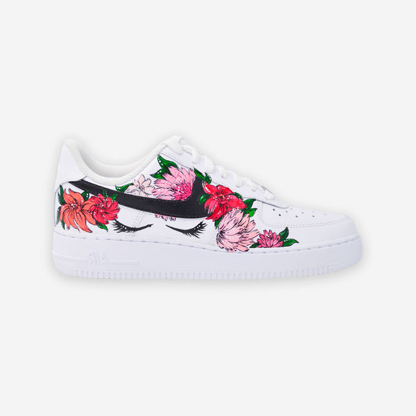 Customized Air Force 1 Frida Flowers
