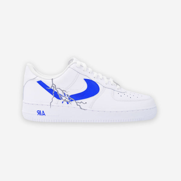 Customized Air Force 1 Thunderbolt