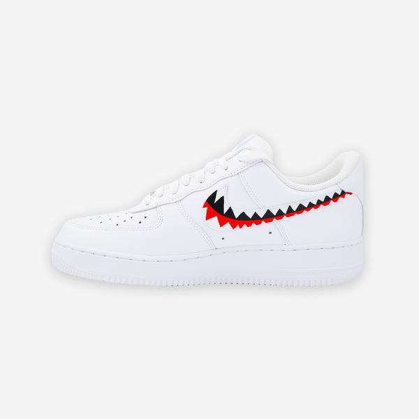 Customized Air Force 1 Shark