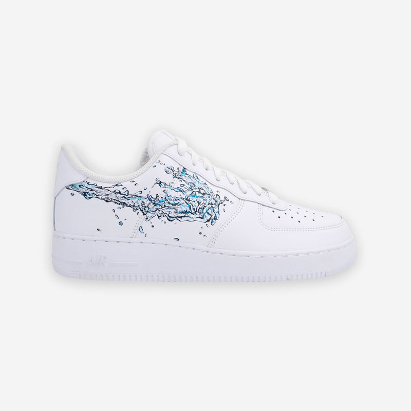 Customized Air Force 1 Water Element