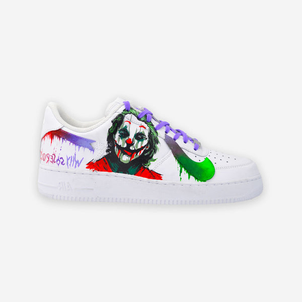 Customized Air Force 1 Joker