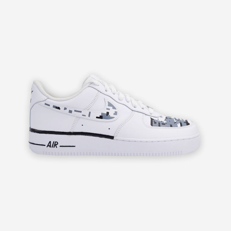 Customized Air Force 1 Pixel