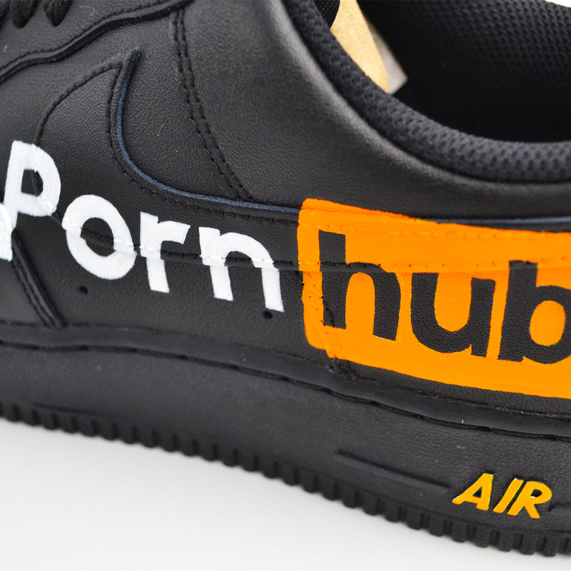 Customized Air Force 1 P. Hub