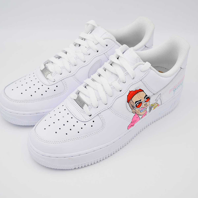 Customized Air Force 1 $€ Rockstar